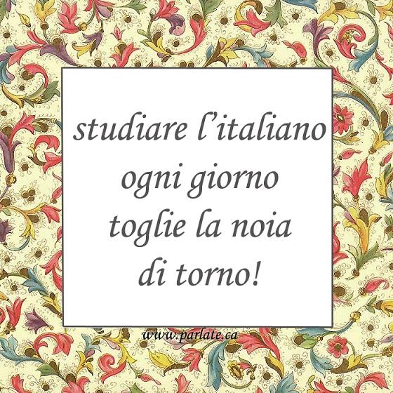 Resultado de imagen de studiare italiano