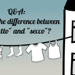 """Q&A Monday: What's the difference between """"asciutto"""" and """"secco""""?"""